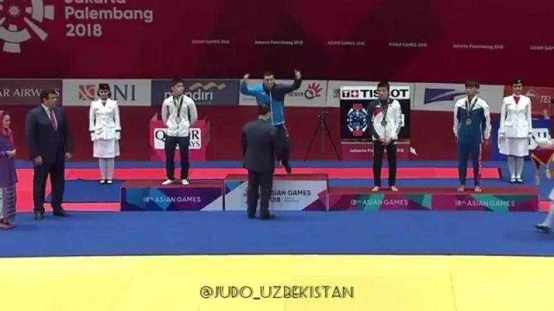D.Urozboev. [-60kg] UZB🇺🇿 Asian Games 2018 Chempion🇺🇿