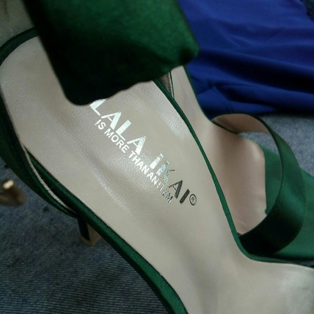 Шикарные босоножки от магазина LALA IKAY Officil Store