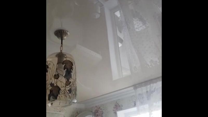 Отзыв о натяжных потолках Французский стиль