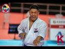 Ryo KIYUNA vs Kazumasa MOTO | Male Kata | Karate1 Premier League - Istanbul 2018 Golden Medal