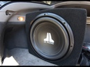 JL Audio 12w0v3 12 inch sub JL jx250/1 amp Review 2006 Prius