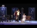 В Донецком муздрамтеатре состоялась премьера спектакля «Вишневый сад» по пьесе Антона Чехова.