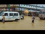 KUMAR GHAT Pabiachhara bazar affect by flood
