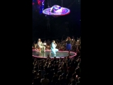 Live proposal on stage at @katyperry witnesstour