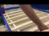 Отзыв о детской деревянной кровати серии