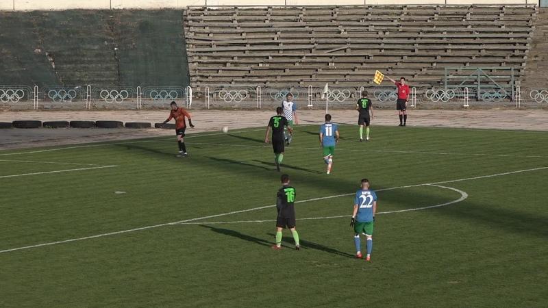 МФК Кристал Херсон - Енергія 3:0. Огляд