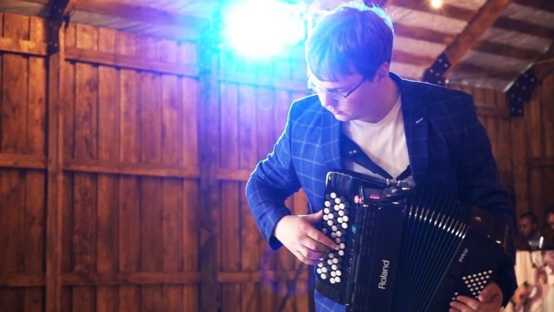 Французский аккордеон (баян) в СПб|Иван Овчинников