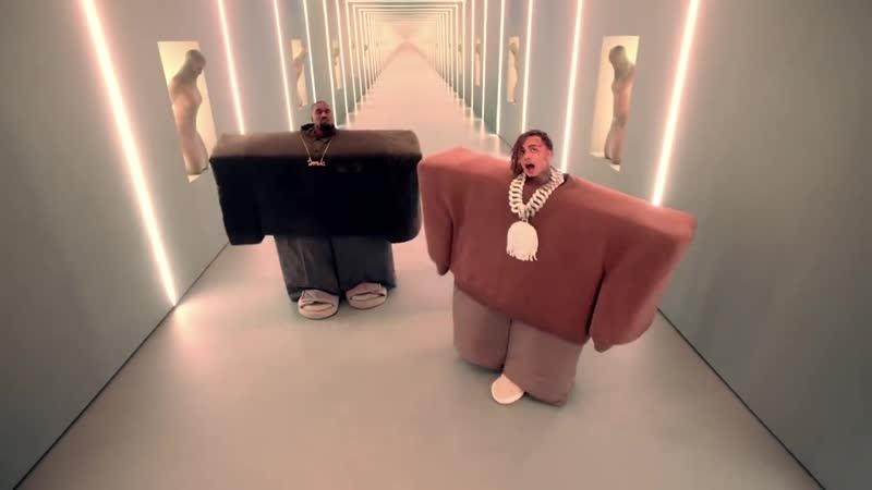 Павлин-Мавлин (Стерлитамак) и Марина Кравец - I love it (Kanye West Lil Pump parody)