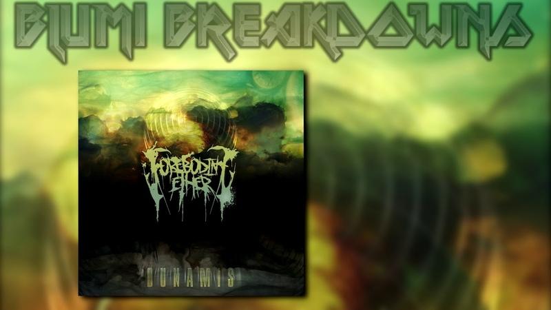 Foreboding Ether - Dunamis (Full Album 2018) Progressive Death Metal / Deathcore
