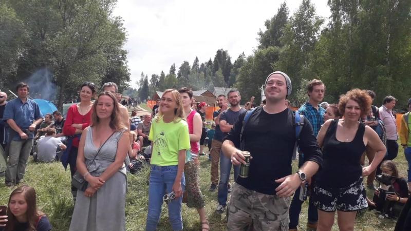 Дима Вагин на платформе 2018