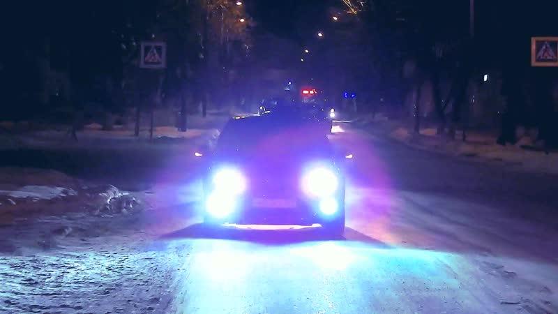 (Краснокамское Сообщество Автомобилистов ) KRK Сходка 02.12.18