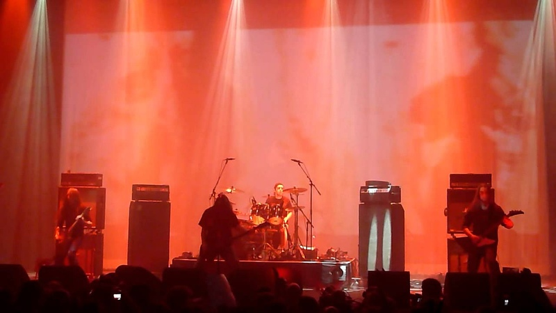 Carcass - live @ Neurotic Deathfest 2013-05-04 013 Tilburg NL) 1