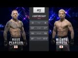 UFC 221 Ross Pearson vs Mizuto Hirota