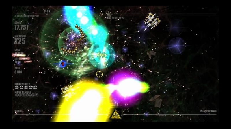 Starset - It Has Begun (Beat Hazard Ultra letsplay. Hardcore)