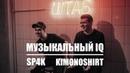 Музыкальный IQ - SP4K, Kimonoshirt [ 13 ВЫПУСК ]