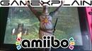 Dark Souls Solaire of Astora amiibo UNBOXING Demonstration Nintendo Switch