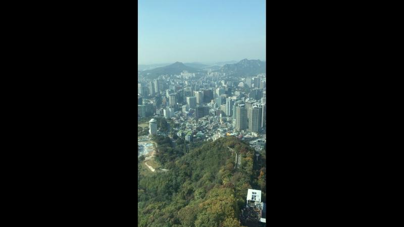 N Namsan Tower