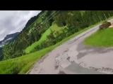 Austria и  наш активный отдых в очень тихом  милом месте