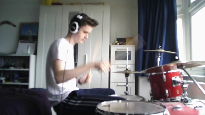 Minihoddrums cover to