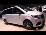 2018 Mercedes Marco Polo Horizon 250d - Exterior and Interior Walkaround - 2018 Geneva Motor Show