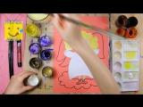 Как нарисовать ангела - урок рисования для детей