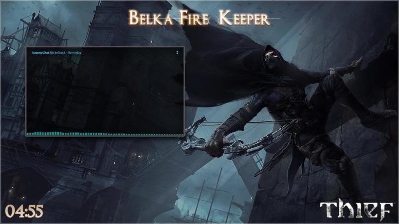 [PC] Белка - маленькая воришка ʕ◉ᴥ◉ʔ [Thief] part [6]