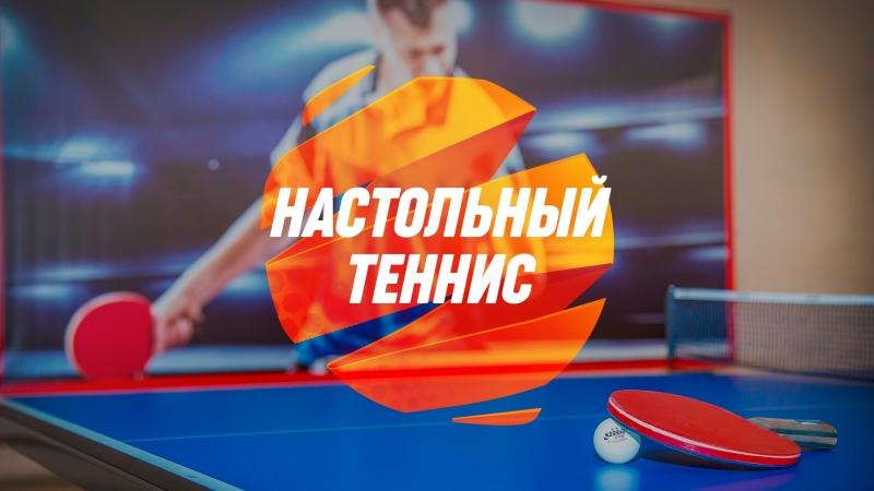 Настольный теннис для детей. Детские секции в Челябинске