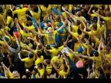 Sweden 1 - 0 Switzerland Fan in ecstasy after Sweden qualifies for historic quarter-final