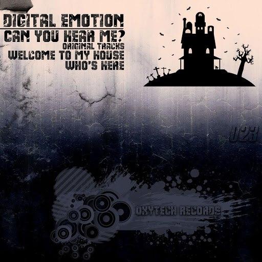 Digital Emotion альбом Can You Hear Me?
