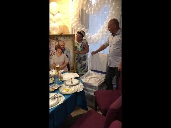 Подарок родителям на годовщину свадьбы Отзыв о работе портретной мастерской Vita Studio