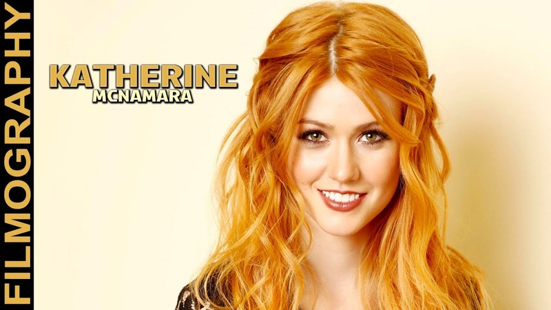 Katherine McNamara Filmography - Through the years, Before and Now!