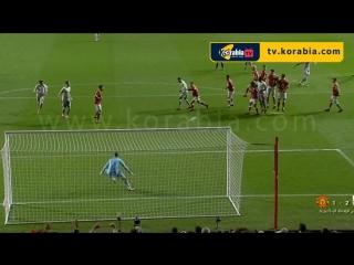 اهداف مباراة. .. بريستول سيتي 2 - 1 مانشيستر يونايتد .. كاس الرابطة الانجليزية