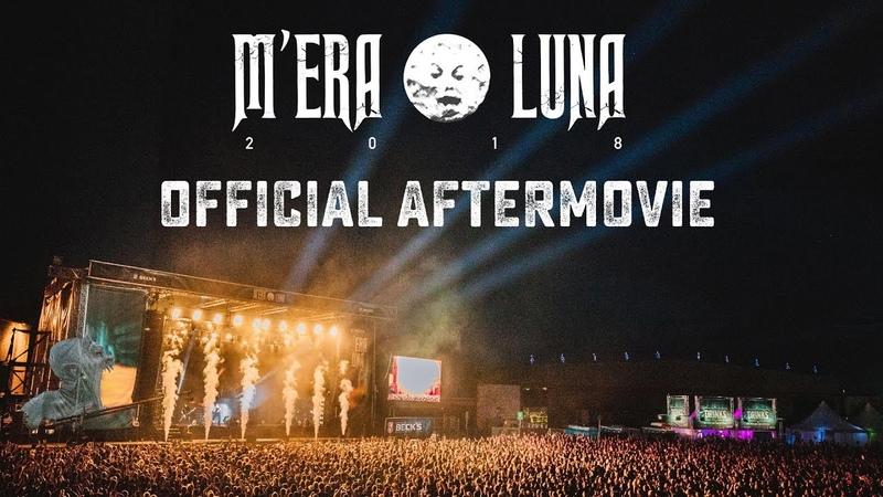 Official Aftermovie   M'era Luna 2018