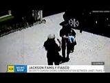 Watch Janet, Paris Jackson confrontation!
