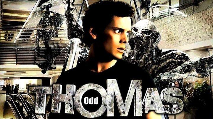 Странный Томас HD триллер детектив фэнтези боевик 2013