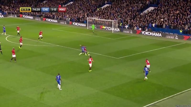 Chelsea MU FA Cup 2017 2