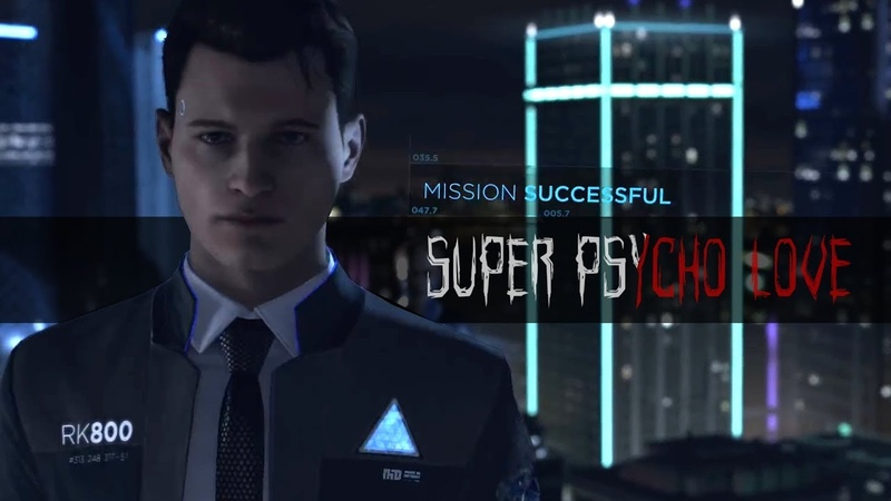 Connor Super Psycho Love