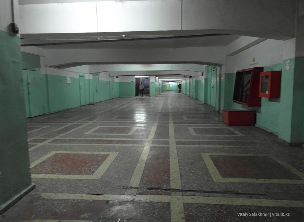 Под автовокзалом Сайран 2018