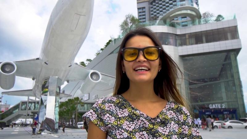 Торговый комплекс Терминал 21 в Паттайе | Таиланд | Terminal21 Pattaya