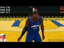 Kwame Brown - NBA 2K2 - NBA 2K15 Evolution!! W/Gameplay! Interesting comments on him from NBA 2K13.
