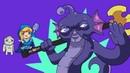 Самый лучший мульт про Доту 2 /The best cartoon about Dota 2