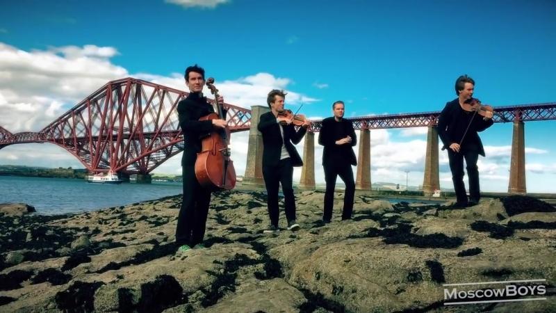 MoscowBoys - Forth Bridge The Edinburgh Festival Fringe
