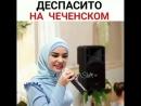 Деспасито на чеченском