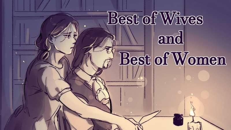 Best of Wives and Best of Women-[Animatic Hamilton ]