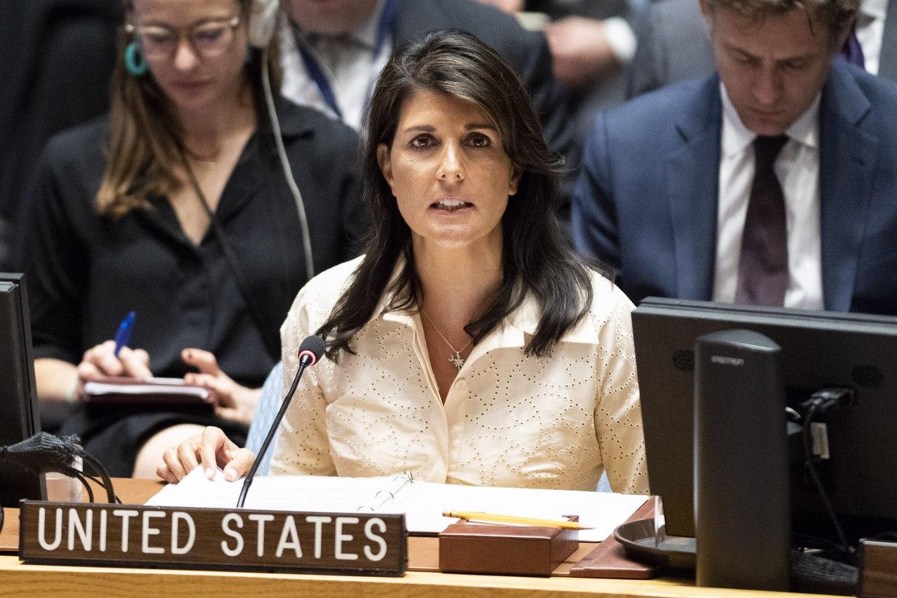 США заявили о необходимости проведения экстренного заседания СБ ООН в связи с атакой против Израиля