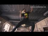 DANCEHALL INTERNATIONAL RUSSIA 2018 - CHIN OVERLOAD SKANKAZ WORKSHOP
