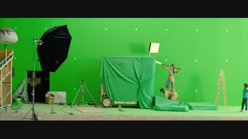 Jim Button and Luke the Engine Driver - VFX Breakdown