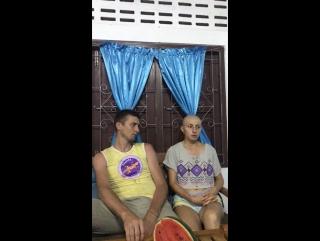 Прямой эфир Ванда в гостях у Айшат и Олега.