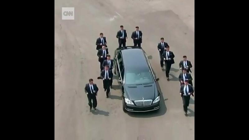 12-телохранителей Ким Чен Ун! BusinessTPS group