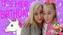 MY MOMS BIRTHDAY Shopping haul! - Vlogmas day 8